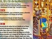barrio hueteño 'San Miguel' vive fiestas populares