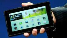 LLegó competencia iPad: Blackberry Playbook
