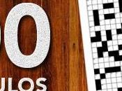 CRUCIGRAMA LITERARIO:¡Post 100!