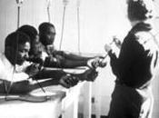 experimento Tuskegee. medicina contra humano