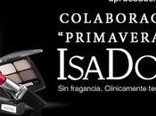 Colaboración Primavera Isadora