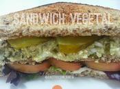"""Sandwich """"No-Atún"""" Vegano.... porque atunes también sienten...y crecen latas..."""