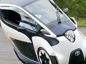 Toyota pone prueba nuevo auto-moto i-Road