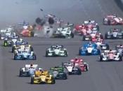 Espectacular accidente Indy Indianapolis