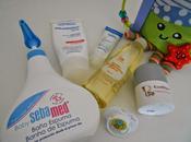 Higiene bebé.Productos favoritos