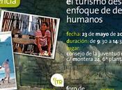 """Jornada Madrid turismo desde enfoque derechos humanos"""""""