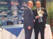 Minas Almadén Arrayanes S.A. recibe premio COPE Ciudad Real 2014