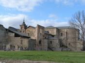 Monasterio Santa María Carracedo (León), ruina recuperada.