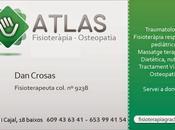 CENTRE FISIOTERAPIA GRÀCIA,... ATLAS..., CARRER RAMON CAJAL, BAIXOS, BARCELONA...15-05-2014...!!!