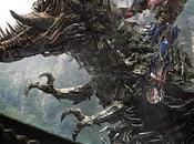 """Nuevo cartel ahora español para """"transformers: extinción"""""""