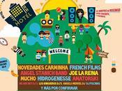 South Isla Cristina 2014: Reina, Mucho, Ángel Stanich, Novedades Carminha...