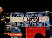 ¡James Dashner Argentina!