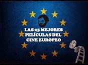 MEJORES PELÍCULAS CINE EUROPEO (Del