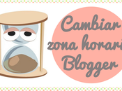 Cambiar hora Blogger [Solucionar problema programación Post]
