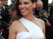 Hilary Swank, Atelier Versace Cannes