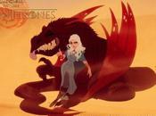 'Game Thrones': Nuevas ilustraciones estilo Disney.