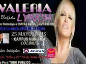 ELEGIDA Valeria Lynch Colonia Sacramento