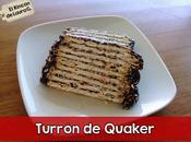 Turrón Quaker