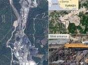 Minería, accidentes laborales, turquía: peligroso