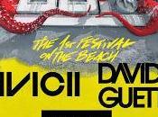 Avicii, David Guetta Steve Angello, julio Barcelona