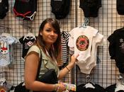 Ropa rockera para bebés niños