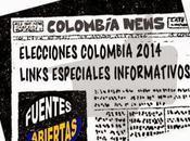 Resultados elecciones Colombia 2014 -Links-