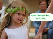 Desfile Adolfo Domínguez Kids. Verano 2014