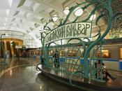 Arte Metro Moscú