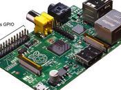 Introducción puertos GPIO Raspberry