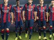 Oficial: Nueva camiseta Nike Barcelona; temporada 2014-2015