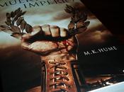 Muerte imperio, M.K.Hume