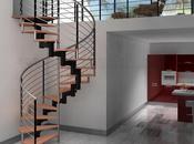 Chalk paint ideas paperblog for Escaleras interiores pequenas
