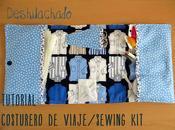 Tutorial: costurero viaje sewing
