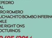 Izal, Jero Romero, Depedro, Muchachito Aloha Carmona: concierto benéfico Madrid para ayudar favelas