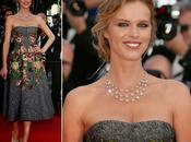Herzigova Dolce Gabbana Cannes 2014