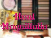 Haul Maquillalia