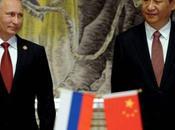 Buenos vecinos: Rusia China firmaron acuerdo 400.000 millones dólares