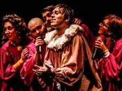 Junio góspel claqué para toda familia Teatro Sanpol