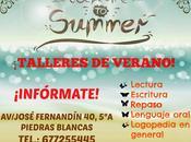Talleres logopedia verano 2014