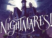 Portada Revelada: Nightmares! Jason Segel Kirsten Miller