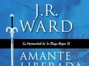 Reseña Amante Liberada, J.R. Ward