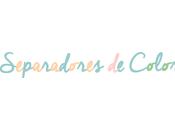 Separadores colores para blog