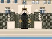 lujosas residencias diseñadores moda importantes