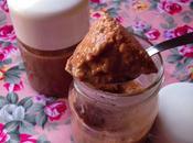 Yogur chocolate yogurtera, base cuajada.