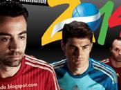 Widgets Mundial futbol 2014