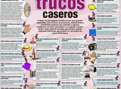 Trucos Caseros #Infografía #Hogar #Consejos