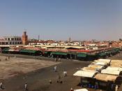 Plaza Jamaa al-Fna Marrakech (Marruecos)