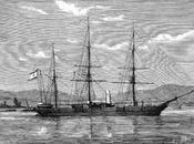 Corbeta Narváez, barco español comieron termitas