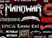 Gamma Ray, Kreator Rat-Zinger completan Rock Fest