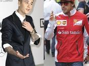 Fernando Alonso rechaza Justin Bieber